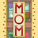 Mothers Day Party Invitations