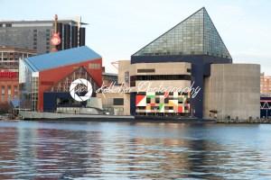 BALTIMORE, MARYLAND – FEBRUARY 18: The Inner Harbor in Baltimore, Maryland, USA on February 18, 2017 - Kelleher Photography Store