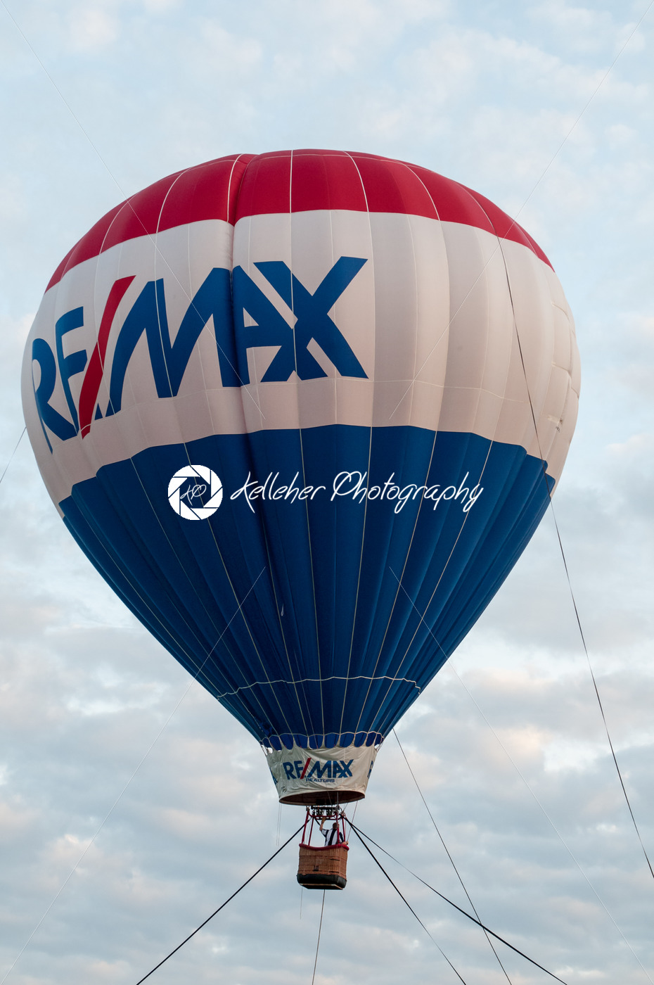 EAST GOSHEN, PA – JUNE 21: The Remax balloon floating at East Goshen Day on June 21, 2014 - Kelleher Photography Store