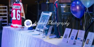 VALLEY FORGE CASINO, KING OF PRUSSIA, PA – JULY 15: Silent Auction items at Kendall's Crusade fundraising event to raise awareness of Arteriovenus Malformations AVM on July 15, 2017 - Kelleher Photography Store