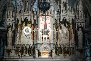 COBH, IRELAND – AUGUST 19, 2017: St. Colman's neo-Gothic cathedral, Cobh, South Ireland - Kelleher Photography Store