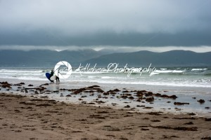 Inch Beach on the wild atlantic way in County Kerry, Ireland - Kelleher Photography Store