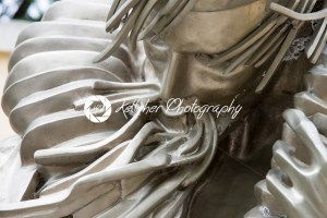 TRENTON, NJ – JUNE 17, 2017: King Lear by Seward Johnson at Grounds for Sculpture - Kelleher Photography Store