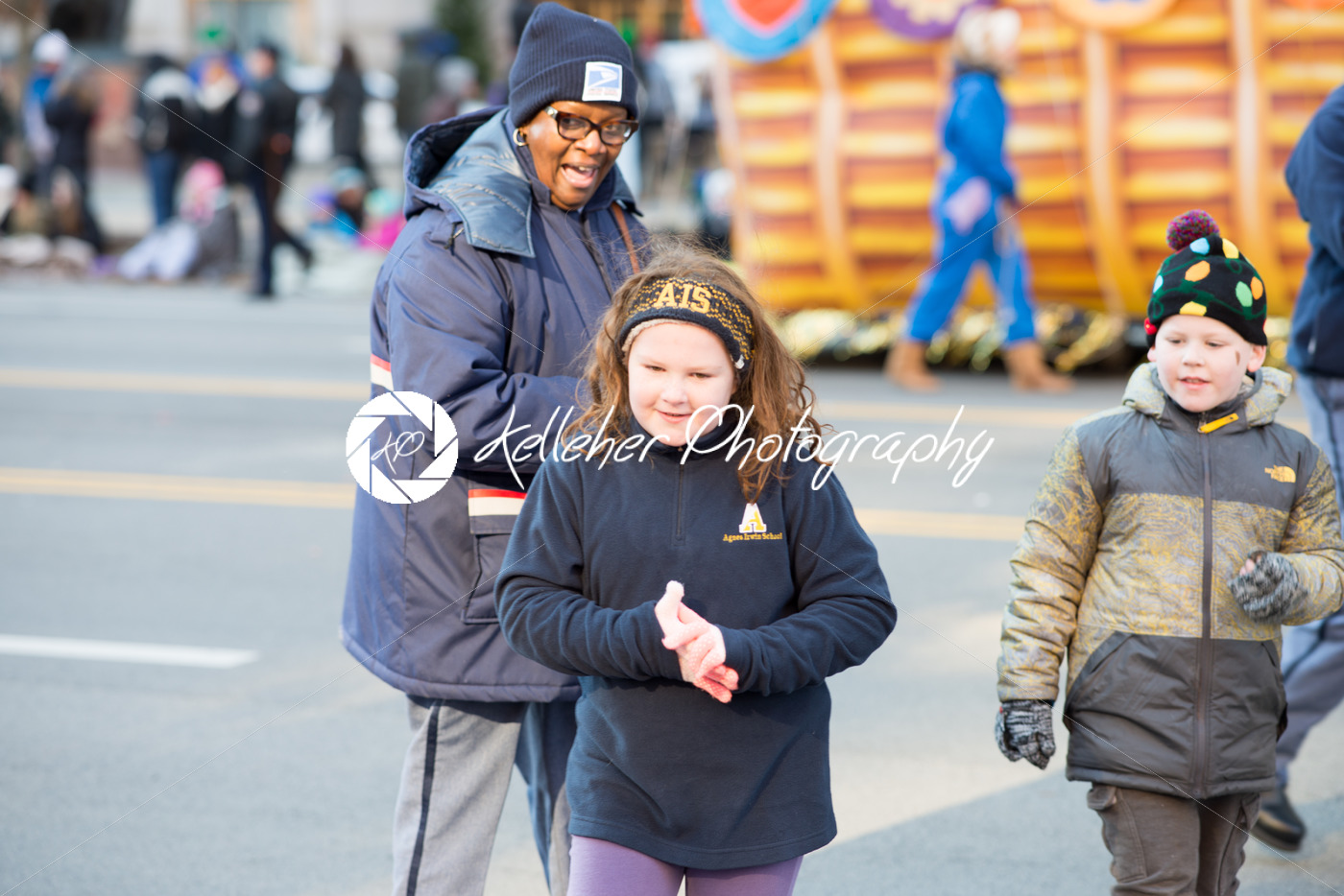 Philadelphia, PA – November 23, 2017: Annual Thanksgiving Day Parade in Center City Philadelphia, PA - Kelleher Photography Store