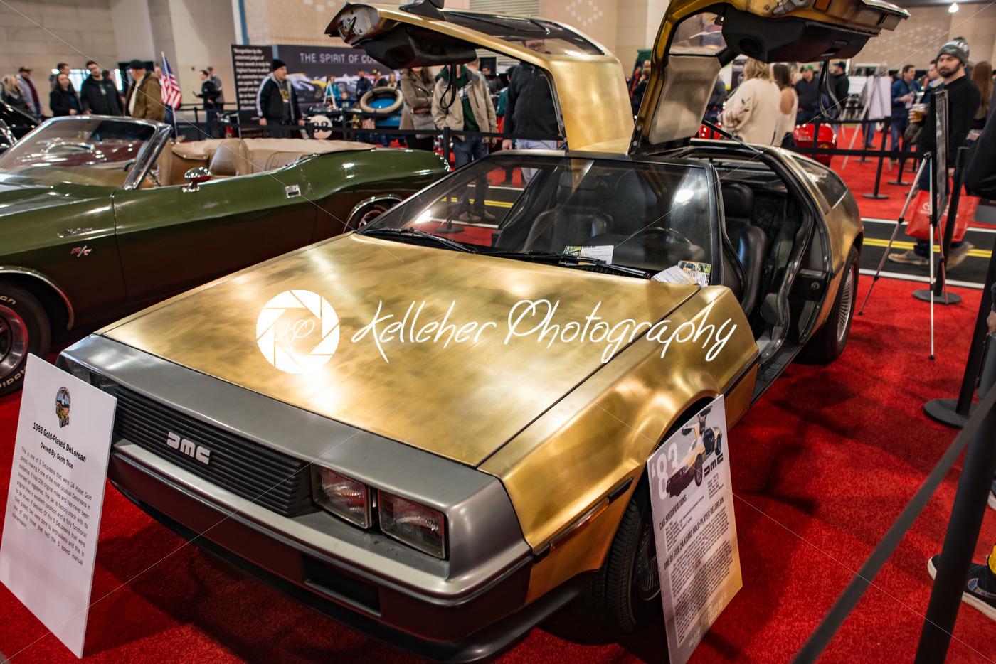 PHILADELPHIA, PA – Feb 3: AMC Deloran the 2018 Philadelphia Auto Show - Kelleher Photography Store