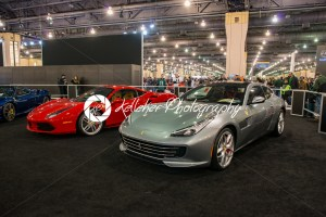 PHILADELPHIA, PA – Feb 3: Ferrari at the 2018 Philadelphia Auto Show - Kelleher Photography Store