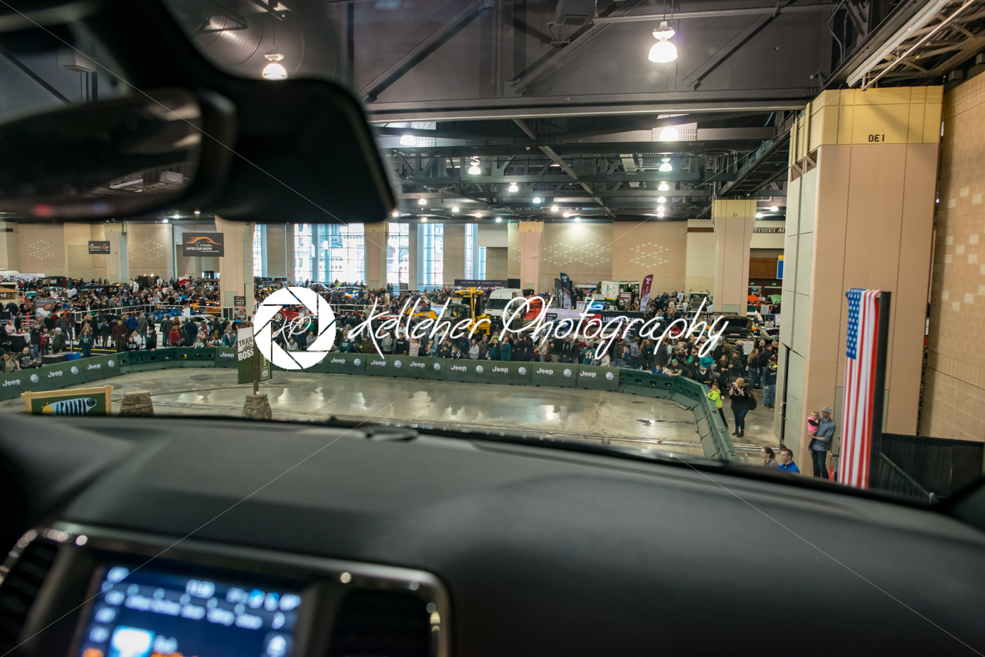 PHILADELPHIA, PA – Feb 3: Jeep at the 2018 Philadelphia Auto Show - Kelleher Photography Store