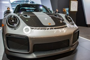 PHILADELPHIA, PA – Feb 3: Porsche at the 2018 Philadelphia Auto Show - Kelleher Photography Store