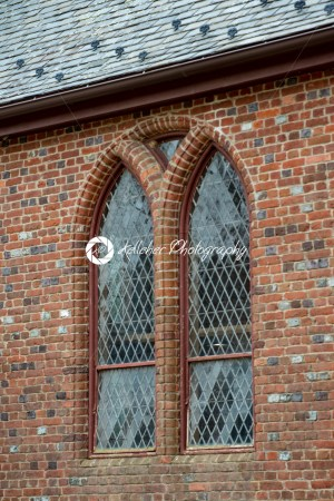Jamestown, Virginia – March 27, 2018: Jamestown Memorial Church which was constructed in 1906 - Kelleher Photography Store