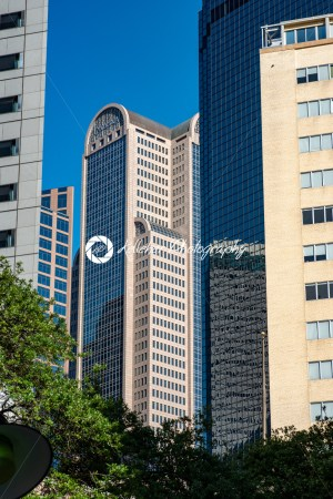 Dallas, Texas – May 7, 2018: The Comerica Bank Tower located on Ervay street - Kelleher Photography Store