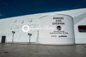 Cape Canaveral, Florida – August 13, 2018: Heroes and Legends Astronaut Hall of Fame at NASA Kennedy Space Center - Kelleher Photography Store