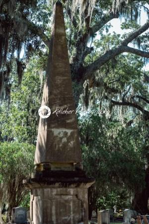 Cemetery Statuary Statue Bonaventure Cemetery Savannah Georgia - Kelleher Photography Store