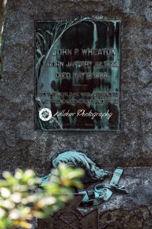 John Wheaton Cemetery Statuary Statue Bonaventure Cemetery Savannah Georgia - Kelleher Photography Store
