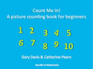 Count Me In! ebook