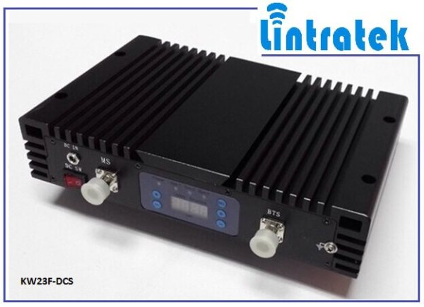 repeater lintratek kw23f-dcs