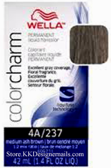 Wella Color Charm 4A237 Medium Ash Brown