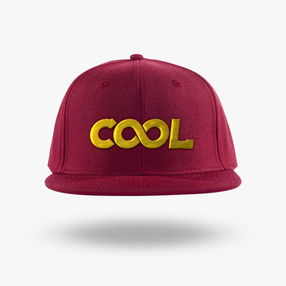 COOL Burgandy-Gold