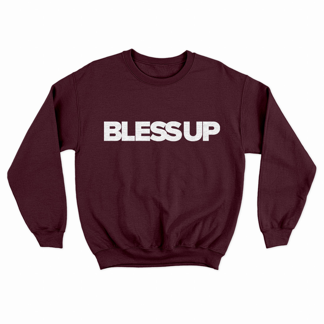 Bless Up (Maroon)