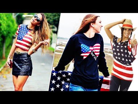 0253ba7998ddc American Flag Women's T-shirts - Store.LoveVisaLife