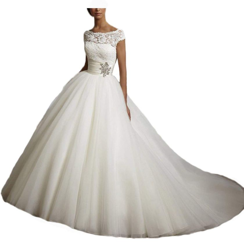 Empire Ball Gown Wedding Dresses: Empire Waist Wedding Dress Amazon