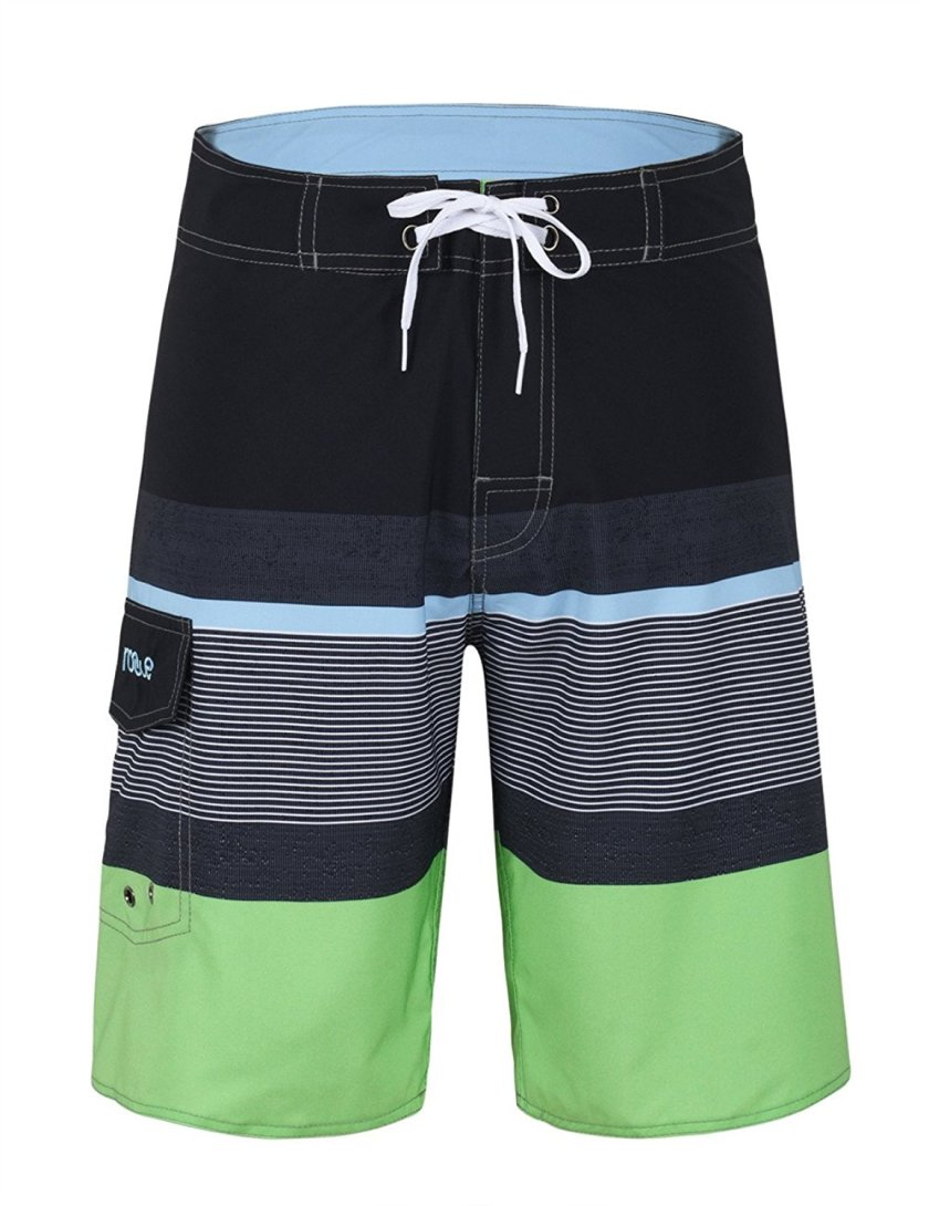 Philiphome Mens Swim Trunks,Red Flowers Quick Dry Board Shorts STK-0911F
