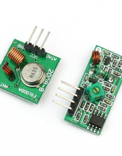 433 Transmitter-receiver