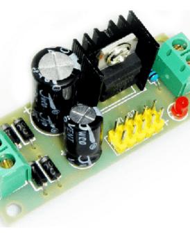 LM7805 modulu