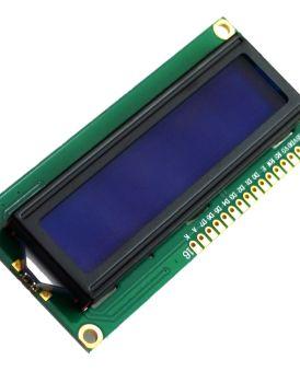 1602 LC Ekran modulu