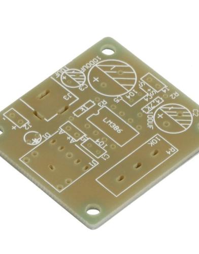 lm386 pcb 2