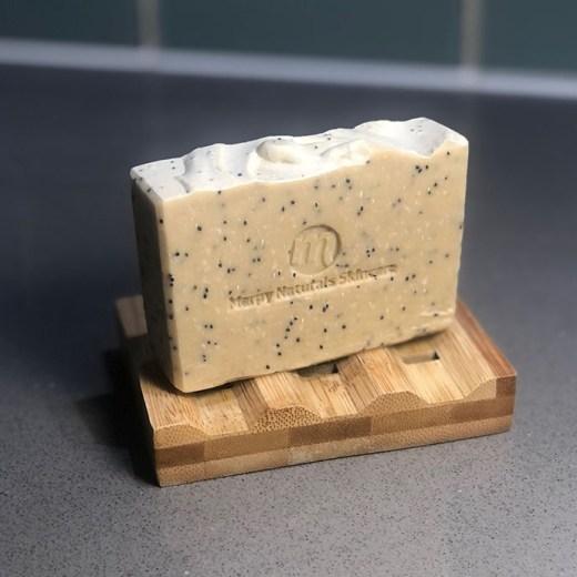Lemon Poppyseed Soap product image