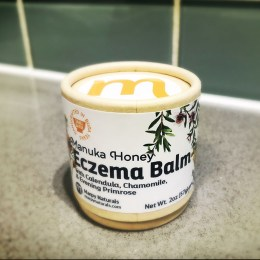 Manuka Honey Eczema Balm