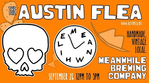 Austin Flea @ Meanwhile Brewing event image