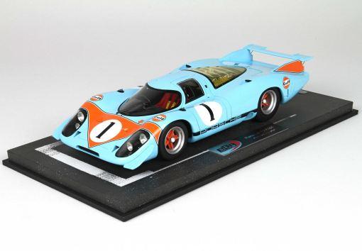 Porsche 917 Saloon 19693