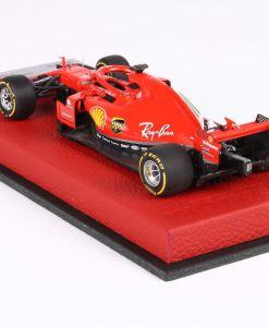 Ferrari SF71H GP USA Austin 2018 Vettel 1
