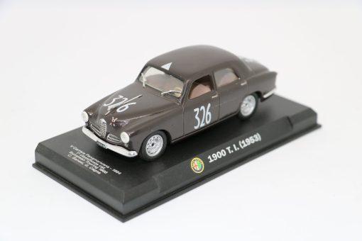 Alfa Romeo 143 1900 T.I. 1953 V Carrera Panamericana 1954 1 scaled