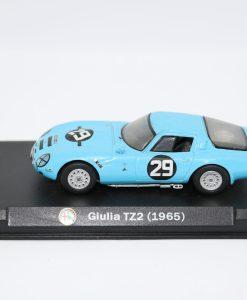Alfa Romeo Giulia TZ2 1965 1000km di Monza 1967 scaled