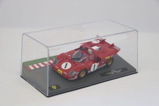 Altaya 143 Ferrari 512 S 6h Brands Hatch 1970 J. Ickx 2 scaled