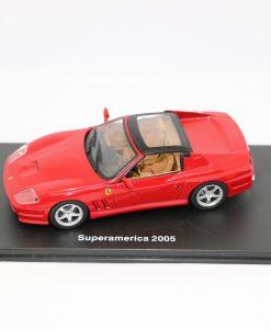 FERRARI GT COLLECTION 143 Superamerica 2005 1 scaled
