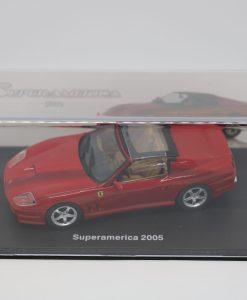 FERRARI GT COLLECTION 143 Superamerica 2005 4 scaled