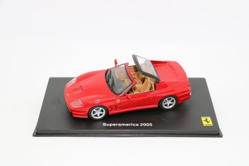FERRARI GT COLLECTION 143 Superamerica 2005 scaled