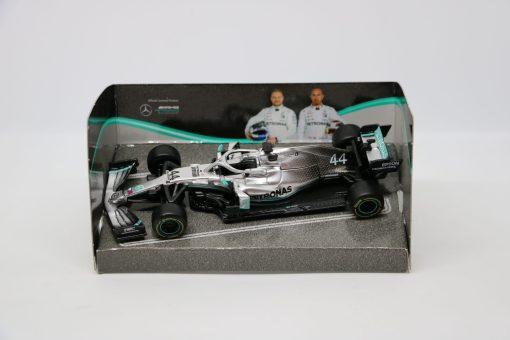 Bburago 143 Mercedes F1 W10 Lewis Hamilton 44 Die Cast scaled