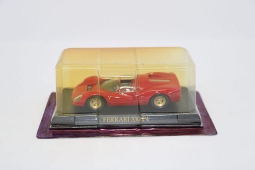 DIE CAST 143 ALTAYA FERRARI 330 P4 scaled