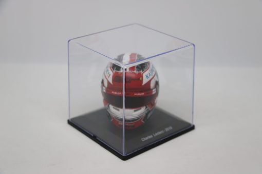 Spark 15 Mini Helmet Charles Leclerc 16 3 scaled