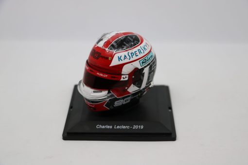 Spark 15 Mini Helmet Charles Leclerc 16 5 scaled