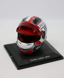 Spark 15 Mini Helmet Charles Leclerc 16 6 scaled