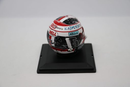 Spark 15 Mini Helmet Charles Leclerc 16 8 scaled