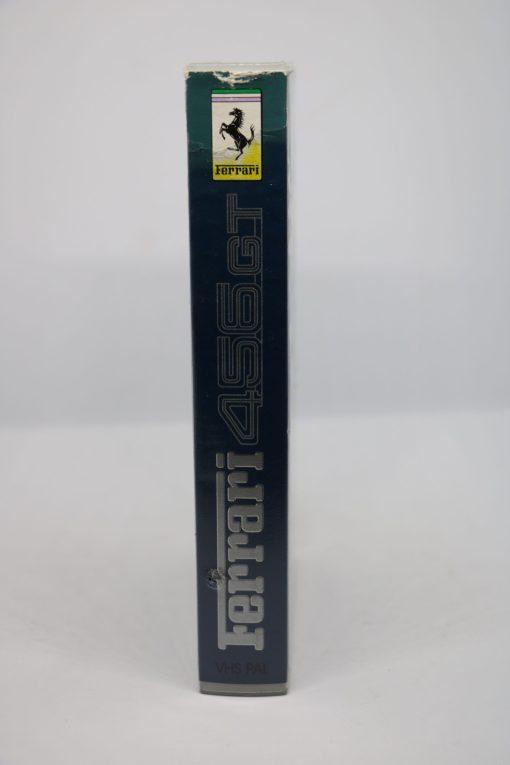 Videocassetta VHS Ferrari 456 GT 1 scaled