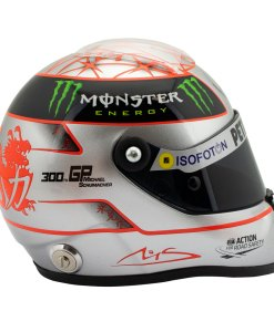 12 Michael Schumacher Helmet 300 gp Spa 5