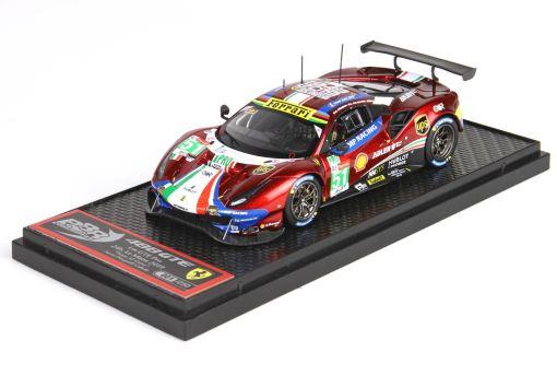 Ferrari 488 GTE PRO Le Mans 2019 Winner Le Mans 2019 Team AF CORSE