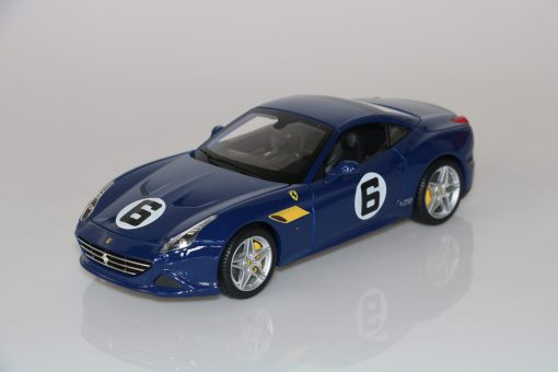 Bburago 118 Ferrari California T 70th Anniversary Collection scaled